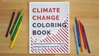 For Your Next Adult Coloring Book, Shade In Data On Climate Change