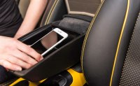 Nissan imagines Faraday cages in cars will stop phone use