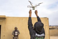 The Pentagon is hunting ISIS using big data and machine learning