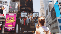 Not your father's billboards: Interactive out-of-home is coming of age