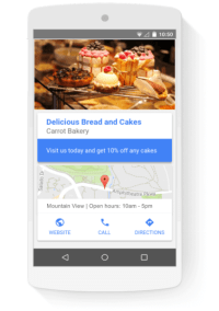 Google Next: YouTube location extensions, in-store sales measurement now available