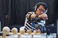 Haptic feedback gives prosthetics 'muscle sense'