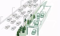 Hyperlane for self-driving cars could reduce congestion