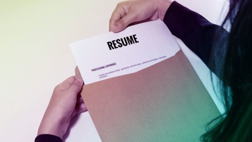 This Is The Part Of Your Resume That Recruiters Look At First