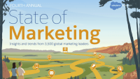 Salesforce's 'State of Marketing' Report: Customer experience takes center stage