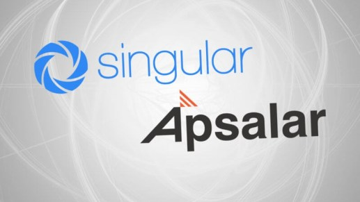 Singular merges with Apsalar to form 'unified analytics platform' for mobile
