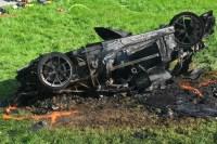 Amazon star Richard Hammond involved in electric car crash