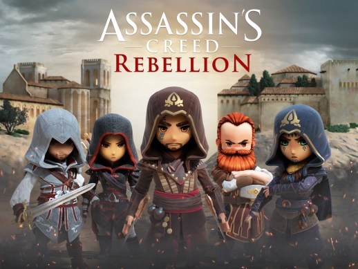 Assassin's Creed Rebellion – Build Your Own Assassin Brotherhood