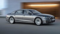 Audi says they'll hit Level 3 autonomy on the A8 by 2019
