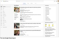 Google News Gets Redesign That Offers Different Perspectives