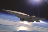 Hypersonic aircraft are more realistic thanks to a ceramic coating
