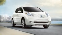 Nissan turns over a new self-driving Leaf with ProPilot