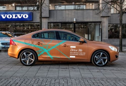 Volvo, Autoliv and Nvidia aim for self-driving car debut by 2021