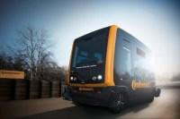 Frankfurt commuters may soon jump aboard self-driving shuttles