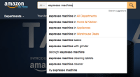 Is Amazon Suppressing Search Results, Or Is There A Glitch?