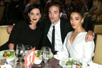 Katy Perry and Robert Pattinson Affair Update: Rumored Couple Spotted Getting Cozy During Dinner