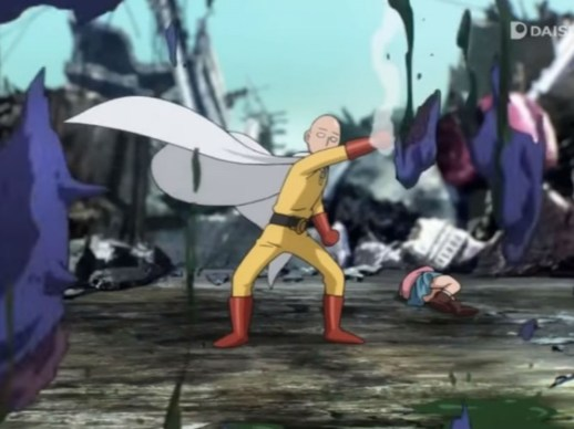 'One Punch Man' Season 2: Know How Sonic Makes Himself A Powerful Monster To Defeat Saitama | DeviceDaily.com