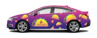 Taco Bell Gets A Lift From Lyft