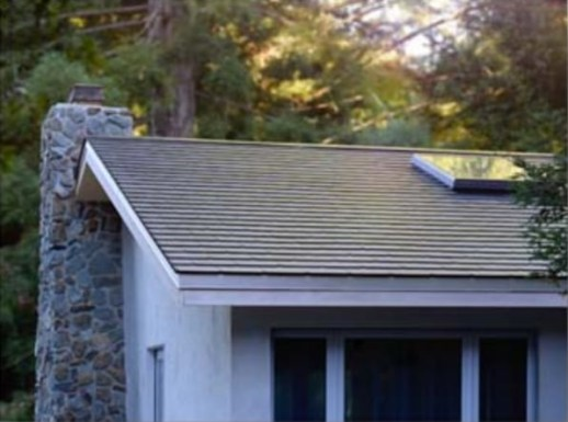 Tesla has installed its first solar roofs amid a factory delay