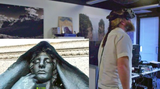 The Smithsonian art museum dove into VR with Intel's help | DeviceDaily.com