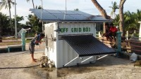 This Simple Box Serves Up Running Water And Clean Electricity In Remote Locations