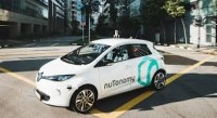 nuTonomy wants to be self-driving in Singapore by summer 2018