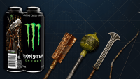 Get Exclusive Assassin's Creed Origins Loot with Monster Energy