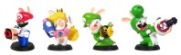 Mario + Rabbids Kingdom Battle Figurines Now Available