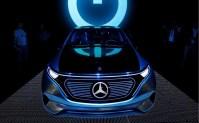 Mercedes-Benz spends $1 billion to make EVs at Alabama plant