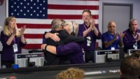 Wanna good cry? Check out NASA scientists making a tearful farewell to Cassini