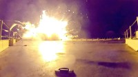 Watch SpaceX blow up a lot of rockets while trying to land them