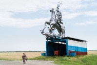 Take A Look At These Insane Soviet-Era Bus Stops In Russia