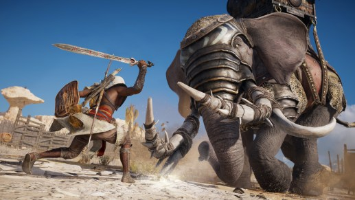 Assassin's Creed Origins PC Specs and System Requirements Revealed