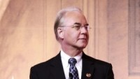 "Tom Price gets a one-way ticket out of Trump White House's ""travelgate"""