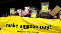Amazon is dealing with a wave of Black Friday strikes in Europe