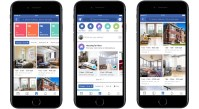 Facebook Marketplace can help you find a new place to rent
