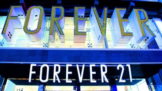 Forever 21 is being sued over an alleged bathroom camera incident