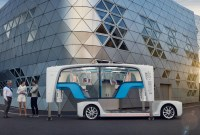 Rinspeed's concept EV puts swappable pods on a 'skateboard'