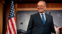 Someone tried to trick the media with a fake lawsuit against Chuck Schumer