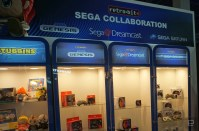 Retro-bit brought brand-new Sega accessories to CES