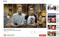 Google Making 'Strategic Decision' To Invest More In YouTube