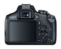 Canon's entry-level Rebel T7 DSLR targets social media users