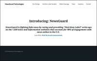 Brill, Crovitz Launch NewsGuard To Rate Sources, Fight Fake News