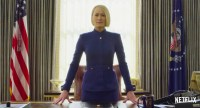 'House of Cards' teaser shows Claire Underwood taking charge