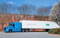 Waymo, Google Launch Self-Driving Trucks In Atlanta