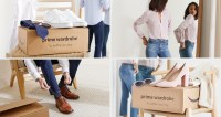Amazon appears to be expanding its Prime Wardrobe service