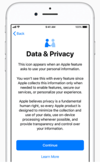 Apple iOS 11.3: Business Chat and privacy as a marketing tool