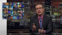 "John Oliver Slams Sinclair For Pushing Trump's ""Fake News"" Agenda"
