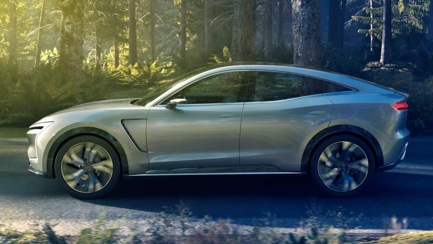 SF Motors challenges Tesla for the drag-racing SUV market
