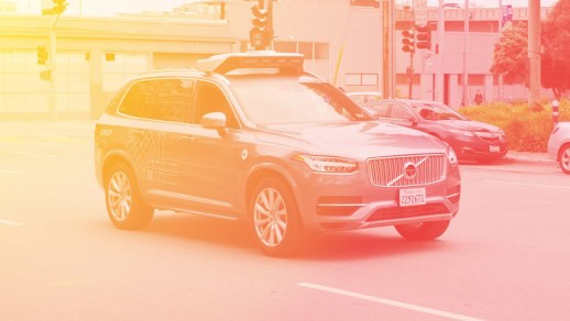 Uber's self-driving car crash might have been prevented by older tech, says Intel